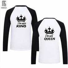 gran venta de liquidación ofertas exclusivas diseño de variedad Promoción de King Queen Princess Shirt - Compra King Queen ...