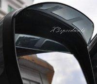 Porta Lateral do Espelho de plástico Sol/Guarda Chuva Escudo Defletor Para Chevrolet Cruze 2009 2010 2011