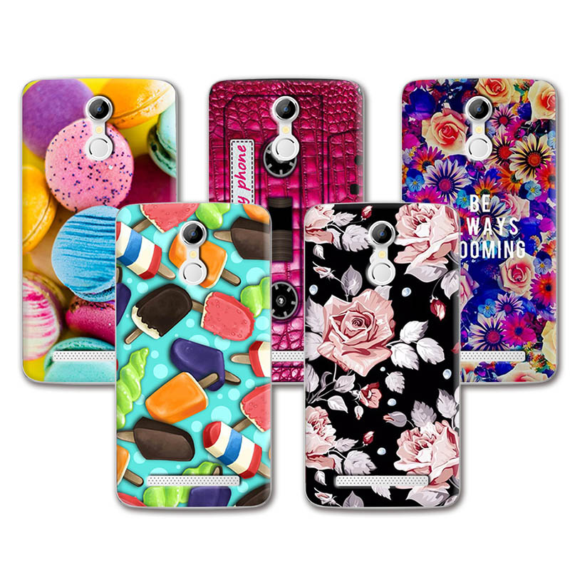 Lovely Fashion Painted <font><b>Case</b></font> For <font><b>HOMTOM</b></font> <font><b>HT17</b></font> / <font><b>HOMTOM</b></font> <font><b>HT17</b></font> Pro <font><b>Case</b></font> <font><b>Cover</b></font> Cute Art printed fundas For <font><b>HOMTOM</b></font> HT 17+Free Pen Gift image