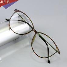 Fashion Cat Eye Glasses Frames Brand Design Vintage Cateye Eyeglasses Frame Women clear lens Optica eyewear gafas de sol hombre