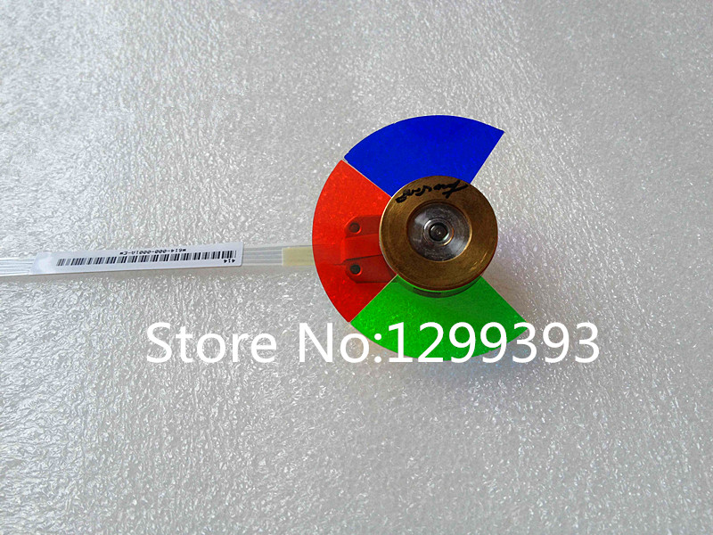 Projector Color Wheel for  BENQ  PB6215  Free shipping projector color wheel for benq w1000 p n oc cw 6ba ad176