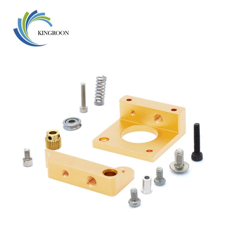 MK8 Extruder Aluminiumlegierung Block Für 1,75mm Filament Extrusion - Büroelektronik - Foto 2