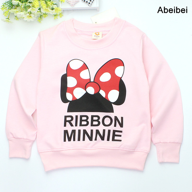 2016 New Arrival Baby Girls Lovely Sweatshirts boys Spring Autumn sweater cartoon long sleeve panda Character baby kids clothes
