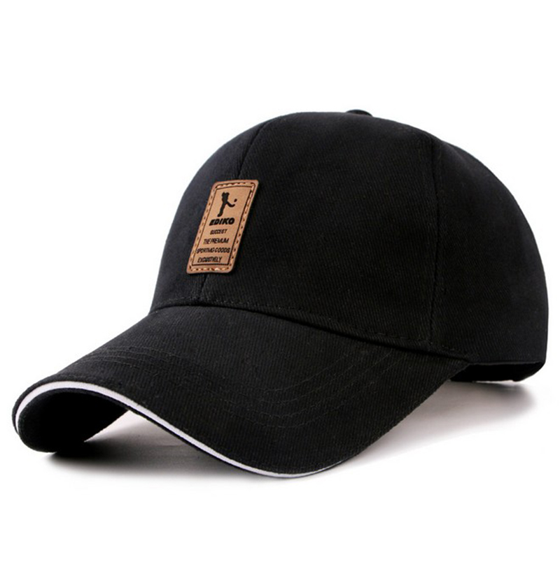 Prix pour Brand New 2017 Hommes Coton Snapback Chapeaux Casquette de baseball Réglable Sport Casual Lettre De Mode Style 8 Couleurs Pour Vous
