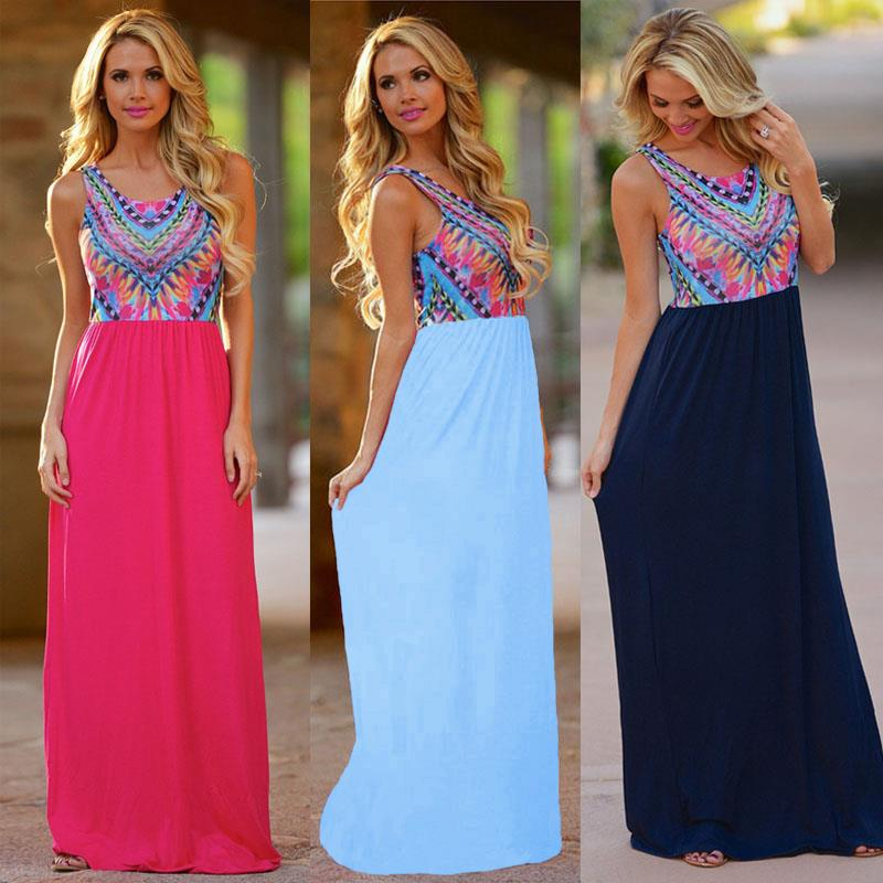 lange jurken zomer 2015