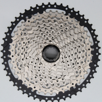 MTB Mountian Bike Bicycle Parts Freewheel Cassette 11s 11 Speed 11 50t Wide Ratio For Shimano