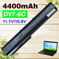 Bateria do portátil para hp pavilion dv7 dv7t dv7/ct dv7z dv7-1000 dv8 dv8t hstnn-ib75 hstnn-ob75 hstnn-xb75 ks525aa hdx18 hdx18t