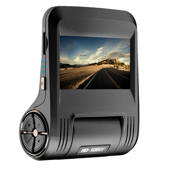 Dash Camera Built-In WiFi Car Dashboard Camera with 1080P FHD Driving Recorder for G-Sensor WDR Parking Monitor Mini Camcorder