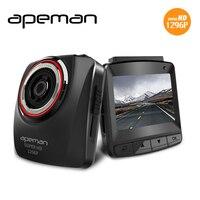 Apeman Ambarella A7LA50 1296P Dash Cam DVR Full hd Auto Car Drive Video Recorder Camera With 2.4 inch LCD Camcorder