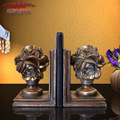 2016 Promotion Accessories American Rural Wind Furnishing European Jewelry Library Book Camellia Ornaments Crafts