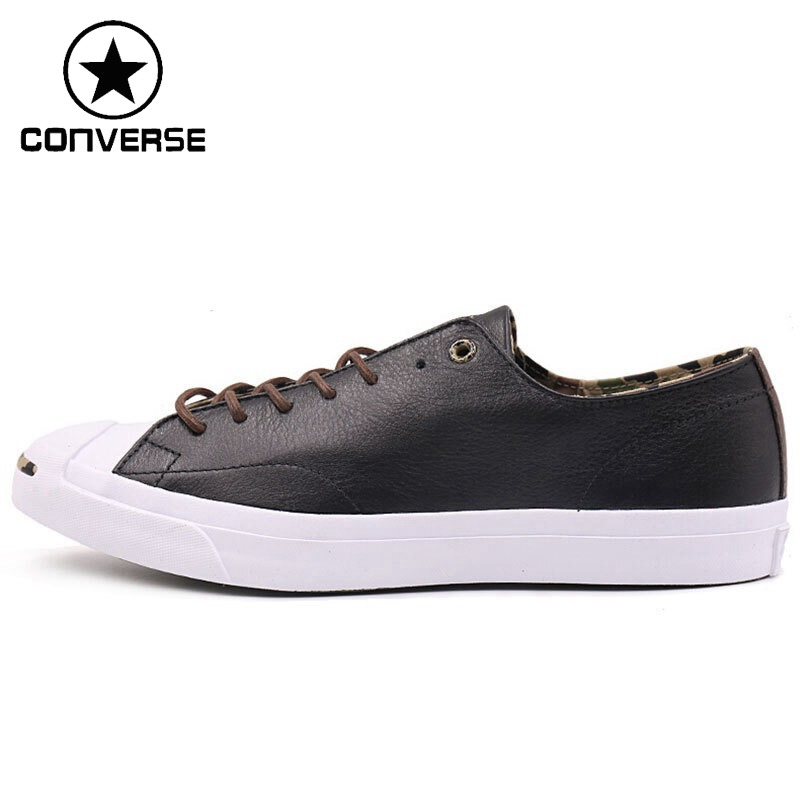 Original New Arrival 2018 Converse Unisex Skateboarding Shoes Canvas Sneakers ...