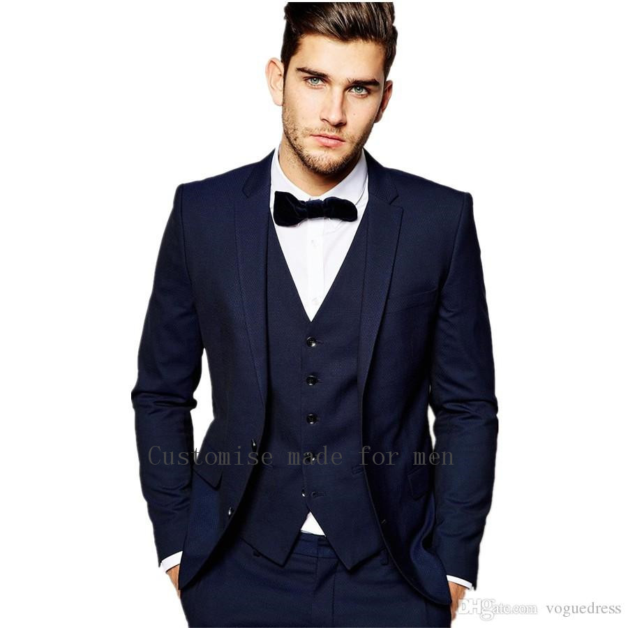 How to piece 3 wear suit