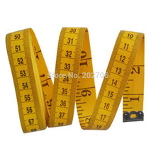 High Quality Durable Soft 3 Meter 300 CM Sewing Tailor Tape Body Measuring Measure Ruler Dressmaking(China)