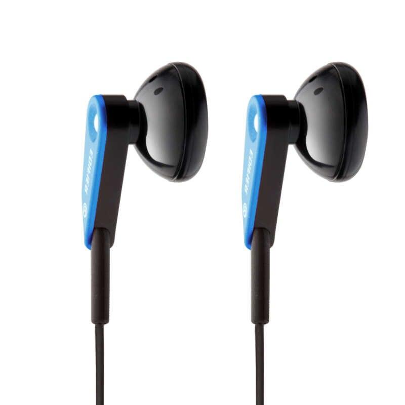 Edifier H185 słuchawki douszne izolacja akustyczna słuchawki HIFI wyraźniejszy dźwięk basowy zestaw słuchawkowy 3.5mm Aux dla iphone xiaomi huawei Tablet