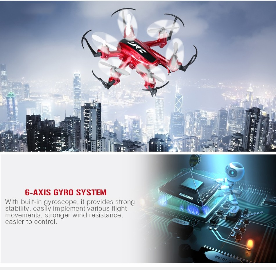 JJRC H20 Mini RC Drone 6 Axis Dron Micro Quadcopters Professional Drones Flying Helicopter Remote Control Toys
