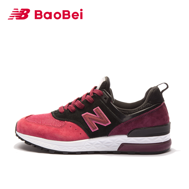 free shipping be520 85718 New NB BaoBei 574 Men s Balance Running shoes zapatillas hombre deportiva  sneakers chaussure sport homme scarpe donna sportive