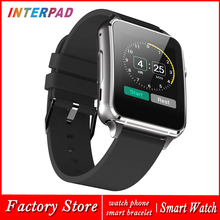 Interpad Bluetooth Smart Watch Android Wear Wristwatch Sport Watch For Smartphone Health Smartwatch Watches For Apple iPhone