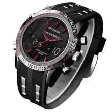 SPOTALEN Top Reloj de la Marca de Los Hombres Deportes Serie de Lujo Logo Multi-funcional Digital Electrónico de Alarma Cronómetro Reloj Para Hombre xfcs