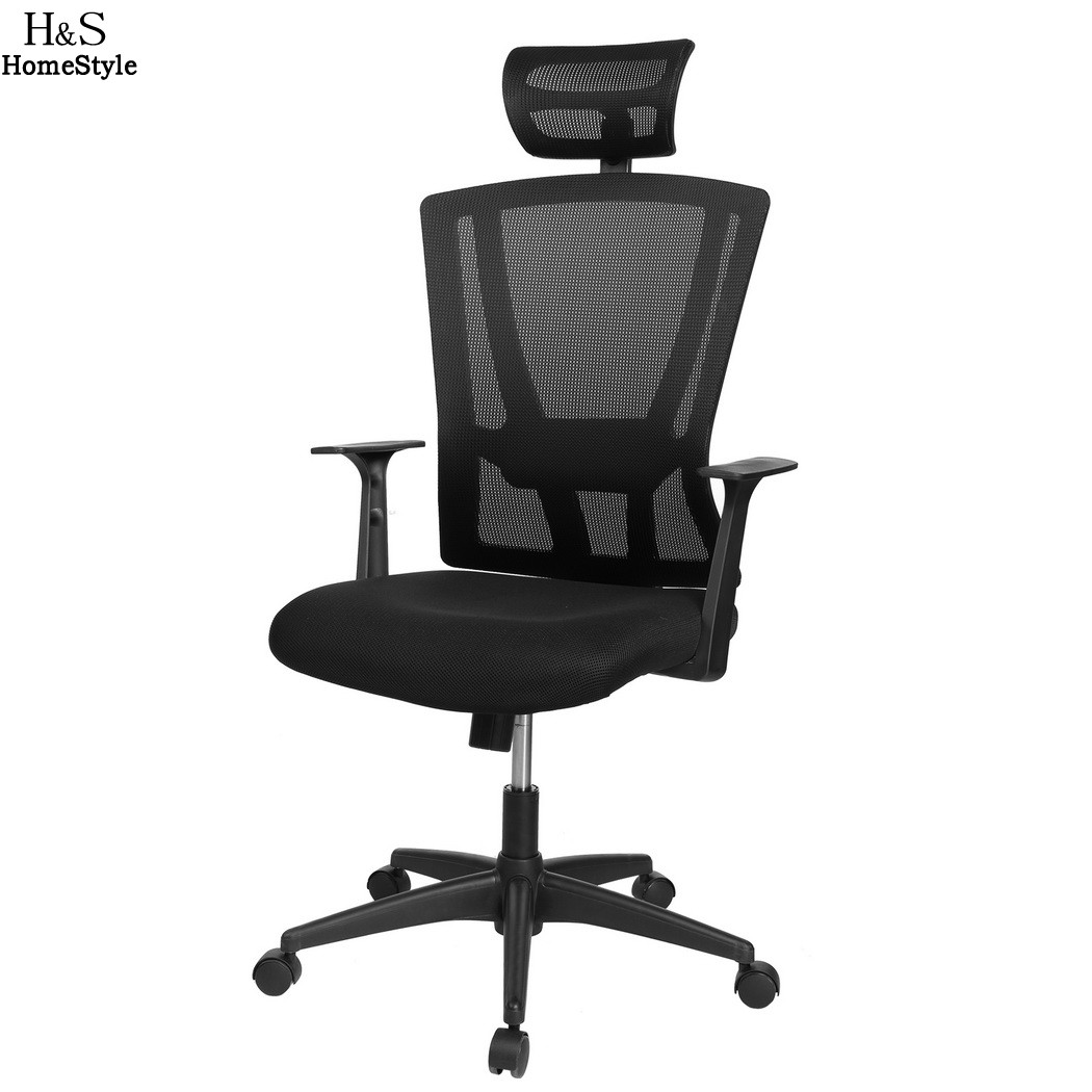 Homdox High Back Mesh Ergonomic Computer Office Swivel Chair Mesh Padded Seat Adjustable Executive Task N40 homdox offical chair adjustable high mesh executive office computer desk ergonomic chair lift swivel chair n25a