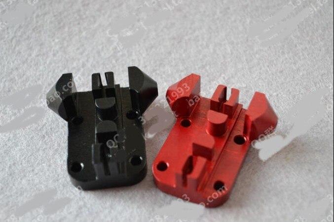 Horizon Elephant 3D printer accessories/parts Reprap Rostock Kossel mini K800 DIY assembly slider push rod pedestal aluminium al horizon elephant reprap prusa mendel i3 smooth rod screw rod screw kit for diy 3d printer