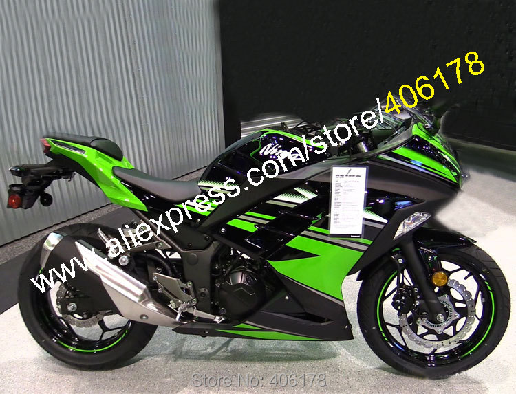 Hot Sales,For Kawasaki Ninja 300 KRT edition 2013 2014 2015 2016 EX 300 ABS Bodywork Motorbike Fairings Kit (Injection molding) ninja 300 special edition