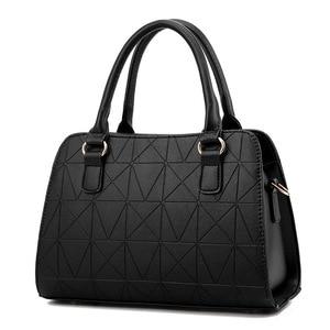 Image 3 - Vendita calda moda donna borsa in pelle inclinata femminile fiocco nodo borse a tracolla borse Lady Shopping Tote borsa a tracolla morbida Sac