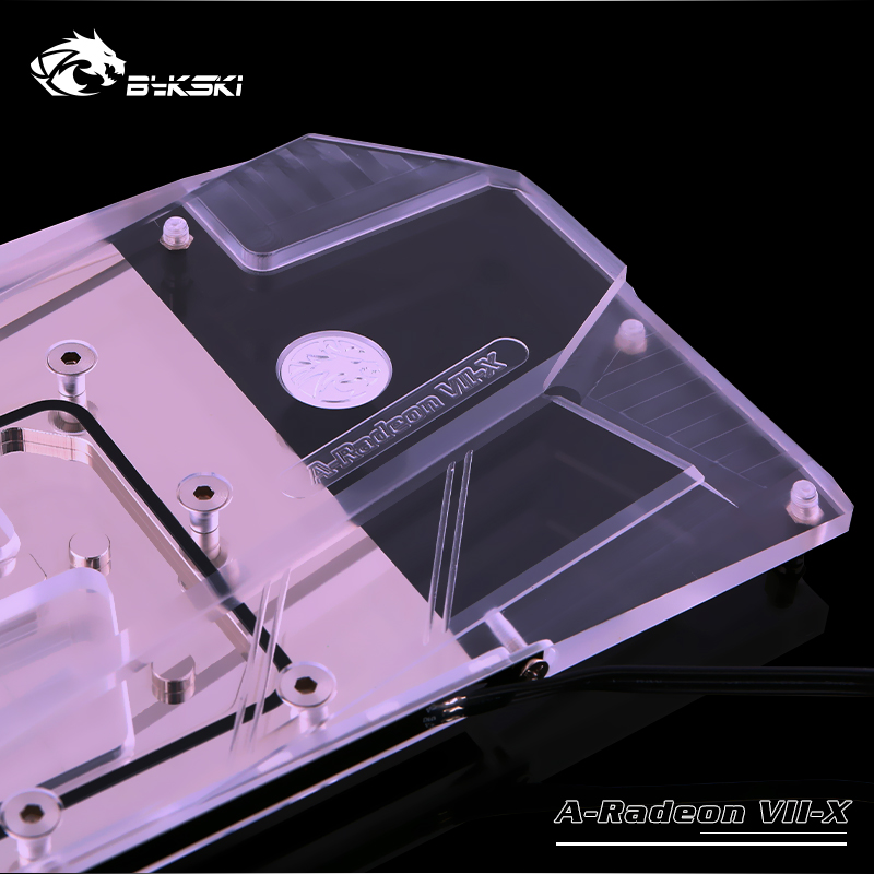 AMD Radeon VII Water Block (1)