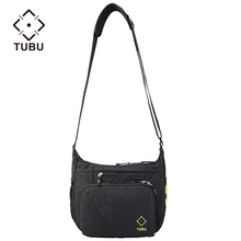 TUBU 6089 New Portable Small Travel Camera Bag Waterproof Casual Shoulder Bags for Canon  Mini Shockproof