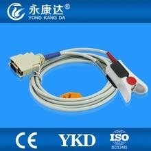 Dolphin digital 2150,2100 Adult Finger Clip spo2 sensor,14pins