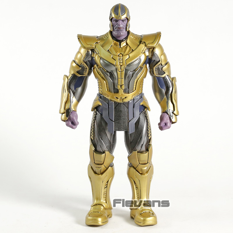 Crazy Toys Avengers Infinity War Thanos ONE:6 PVC Action Figure Collectible Model ToyCrazy Toys Avengers Infinity War Thanos ONE:6 PVC Action Figure Collectible Model Toy
