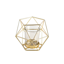 Candles Cup Furnishing Articles Wrought Iron Geometric Figure Golden Candlestick Candle Light Holders Dinner Dinner Decoration  sc 1 st  AliExpress.com & Buy geometric dinnerware cups and get free shipping on AliExpress.com