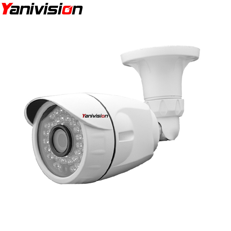 H.265/H.264 2MP Security IP Camera Outdoor CCTV Full HD 1080P 2.0 Megapixel 5MP 960P  Bullet Camera 3.6mm Lens IR Cut Filter full hd 1080p bullet outdoor security camera ip 960p 720p 1mp free shipping