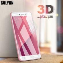 3D Full Cover Tempered Glass Film For Xiaomi Redmi 4 Note 4X 5A 16 32 64GB Screen Protector For Xiaomi Redmi 4X 5A 5 Plus Glass redmi 5 plus 4 64gb blue
