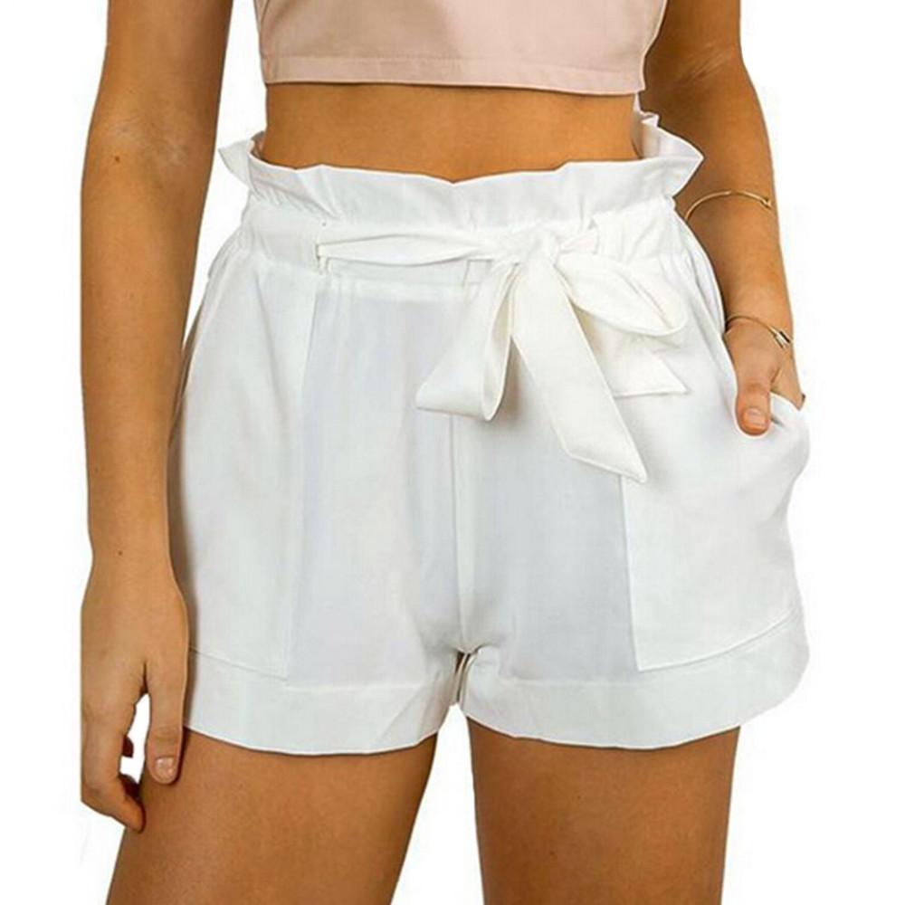 HTB1jrL NXXXXXbbXVXXq6xXFXXXe - High Waist Shorts Loose Shorts With Belt Woman PTC 59
