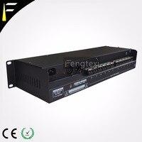 Fengtexi 12ch DMX Мощность переключатель обновления 12 Каналы DMX коммутатор для диско DJ Показать свет этапа