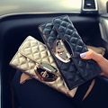 Pu Long Women Wallet Casual Solid Zipper Clutches Bag Fashion Luxury Purse Female Carteira Diamond Lattice Money Clip