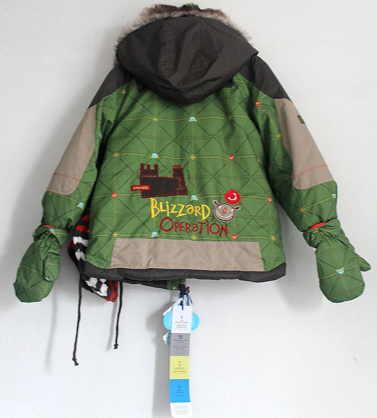d1ee9e6b2aaa 2t 3t 5pieces set children ski suit for baby boy Canada Brand 30 ...