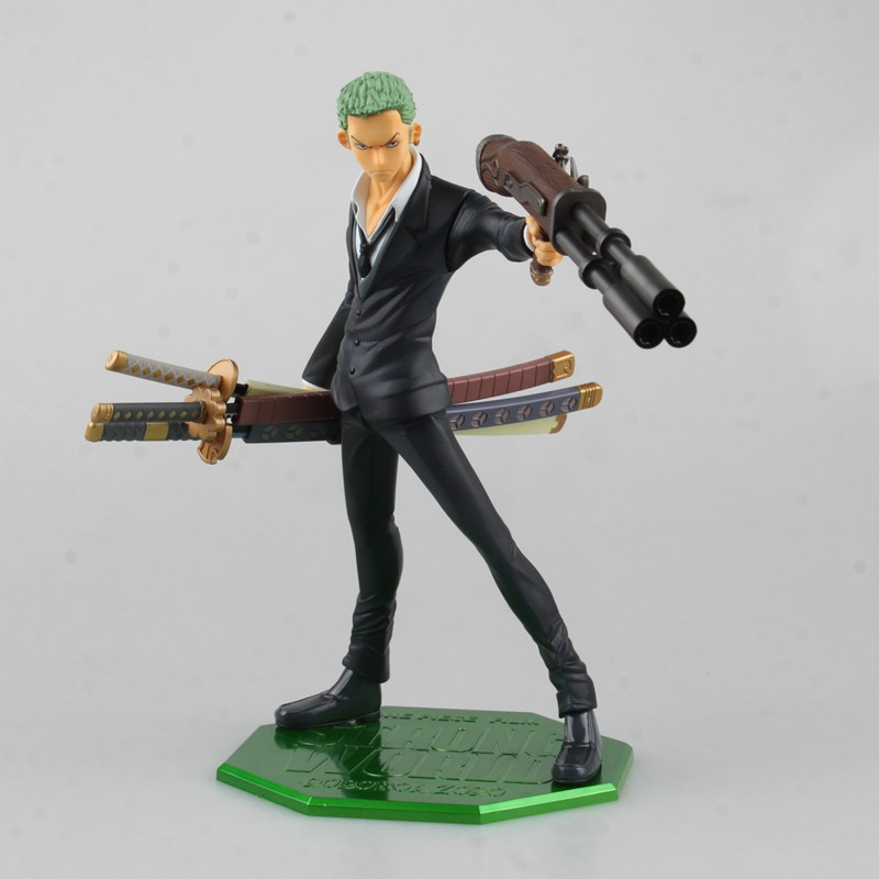 anime one piece two years later zoro arrogance model pvc action figure classic collection toy doll 4parts sets super lovely chopper anime one piece model garage kit pvc action figure classic collection toy doll
