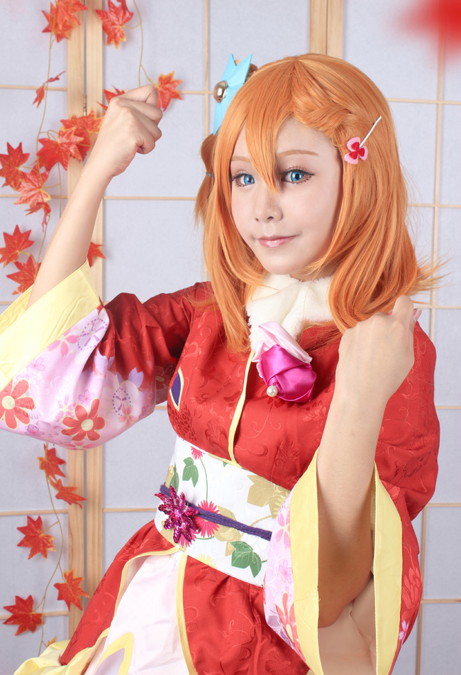 Love Live! Kousaka Honoka Angelic Angel cos Stage Dress movie ver Cosplay Costume Halloween costume for women
