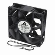 Gdstime 1 piece  120mm 120*120*38mm 12cm 110V 120V 220V 240V EC AC Cooling Fan new original ebm papst dv4118 2npu dc48v 0 46a 120 120 38mm 12cm ip54 cooling fan typ4118n 6xmv 4 5w typ4118n