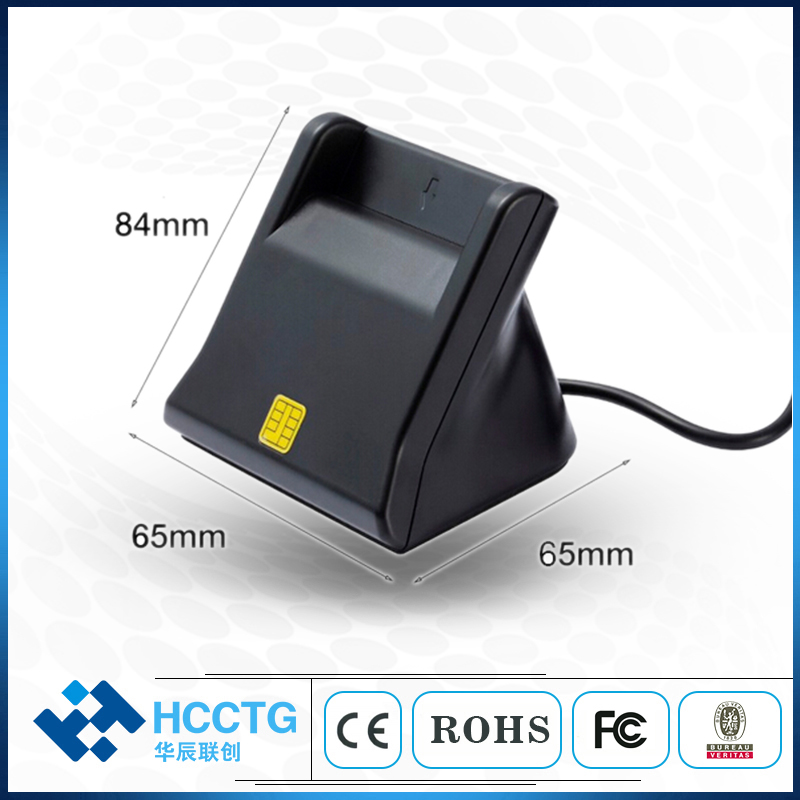 EMV CI Chip Card Reader Smart Card Reader DCR31