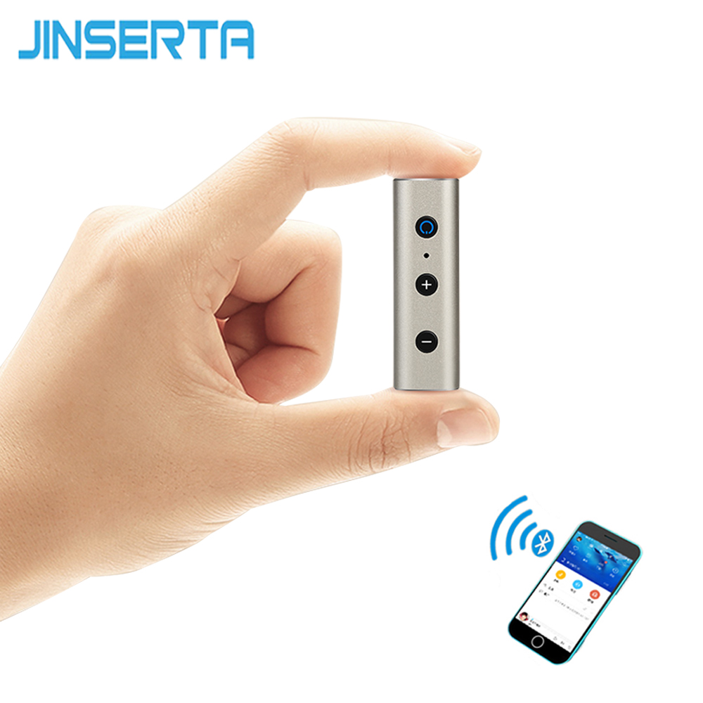 Aliexpress.com : Buy JINSERTA Wireless Bluetooth Car Kit A2DP AUX Audio Music Receiver Adapter 3
