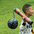 Inflatable hammer one spike bola toys Bar activity props supplies inflatable weapons
