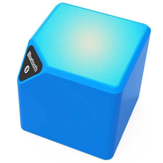 Melery светодиодные фонари bluetooth 3.0 мини-динамики с автоспуска поддержка tf карт, FM и USB Накопители hand free с МИКРОФОНОМ