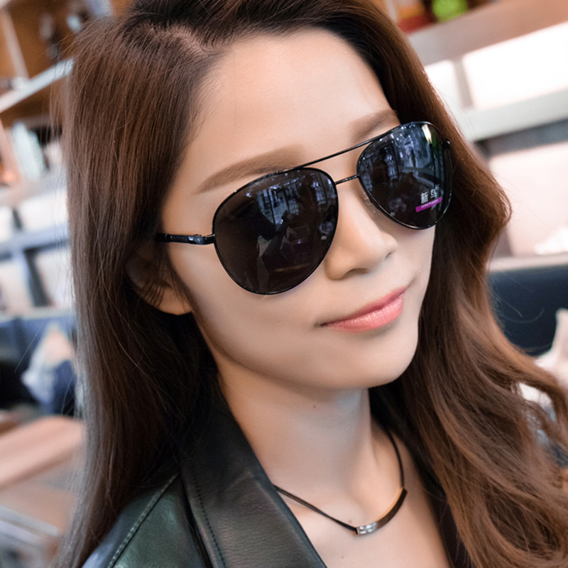 Mujeres gafas de sol Vintage Men Square Sunglasses Flat