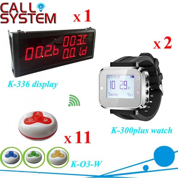433.92 мГц цифровой сигнальный звонок беспроводные услуги 1 2 часы ж 11 гостевой кнопка для кафе / казино