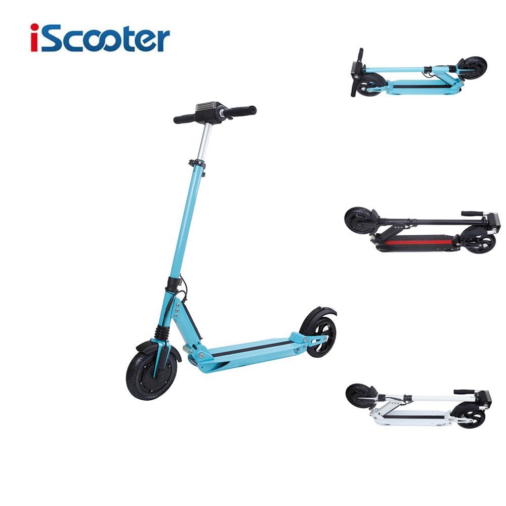 scooter foldable electrische step kick scooter 2wheel. Black Bedroom Furniture Sets. Home Design Ideas
