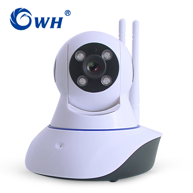 CWH 720P Home Security IP Camera Wireless Smart WiFi Camera WI-FI Audio Record Surveillance Baby Monitor HD Mini CCTV Camera home security ip camera wi fi wireless mini network camera surveillance wifi 720p ir p t cctv camera audio record baby monitor
