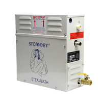 18KW Steam Generator Household Steam Bath Sauna Dry Steam Furnace 380V Wet Steam Steamer Digital Controller Shower Bathroom Spa
