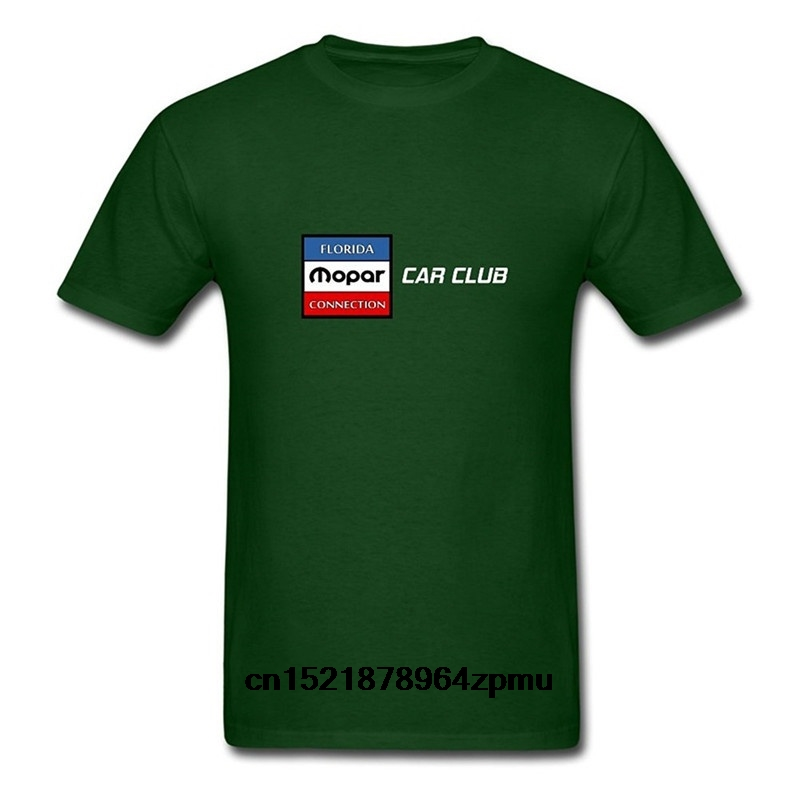 US $11 56 11% OFF|Men T shirt Fashion Florida Mopar Connection Car Club s  funny t shirt novelty tshirt women-in T-Shirts from Men's Clothing on